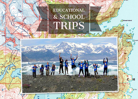 Babkin Educational Alaska Wildlife & School Trips Header Image