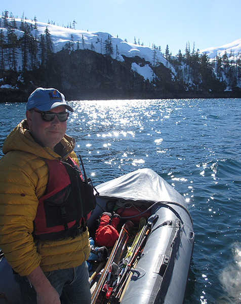Alaska what to pack? Warm gear keeps you comfortable in changeable conditions